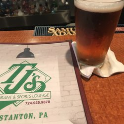 Photo Of Tj S Restaurant And Sports Lounge New Stanton Pa United States