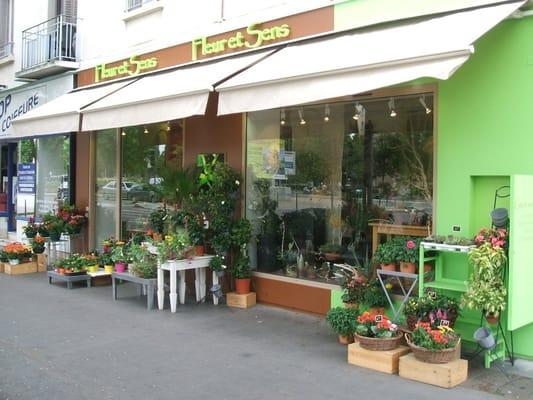 fleur et sens - florists - 6 ave paul santy, 8ème arrondissement