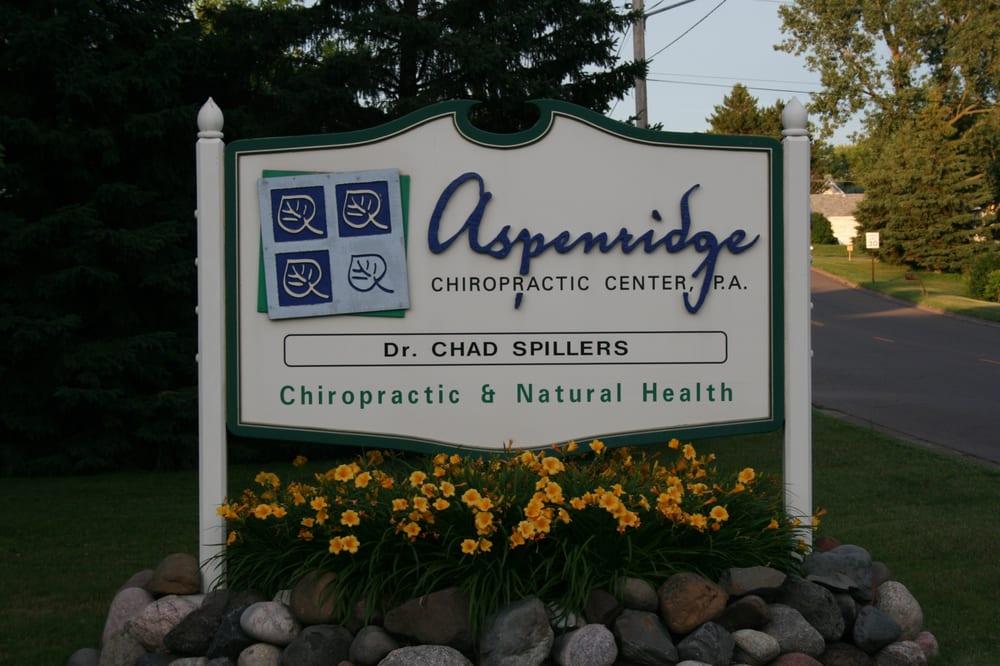 Aspenridge Chiropractic Center: 2511 Washington Ave, Cloquet, MN