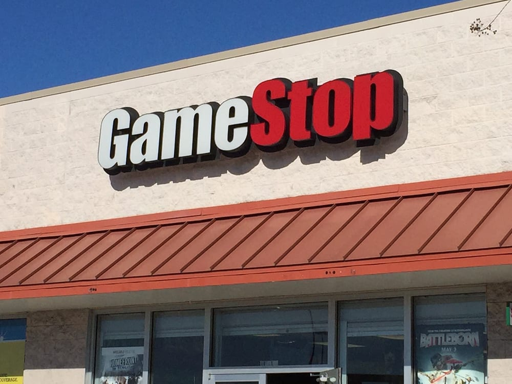 Gamestop: 10991 San Jose Blvd, Jacksonville, FL