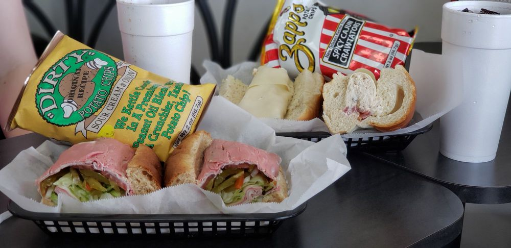 The Heavenly Hoagie: 516 River Hwy, Mooresville, NC