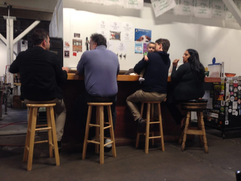 Magnificent People Sitting At Bar Stool At Ale Industries Yelp Alphanode Cool Chair Designs And Ideas Alphanodeonline