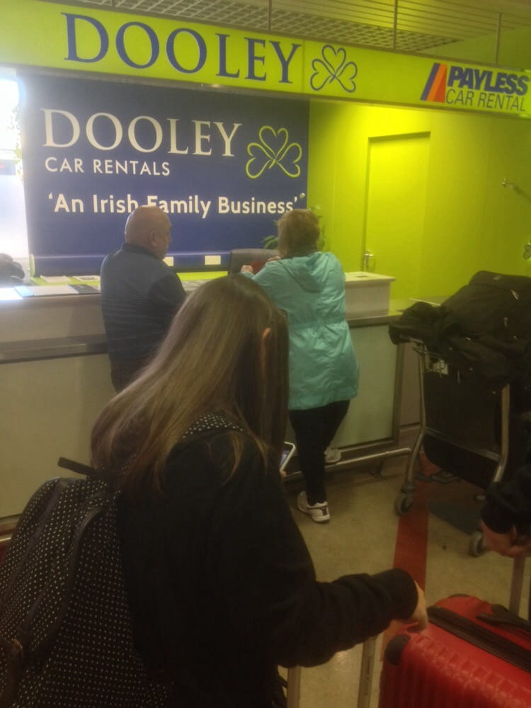 Dooleys Car Hire Dublin Ireland