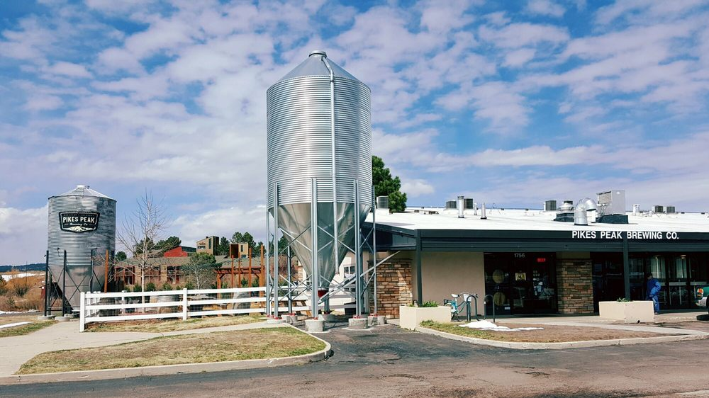 Pikes Peak Brewing: 1756 Lake Woodmoor Dr, Monument, CO