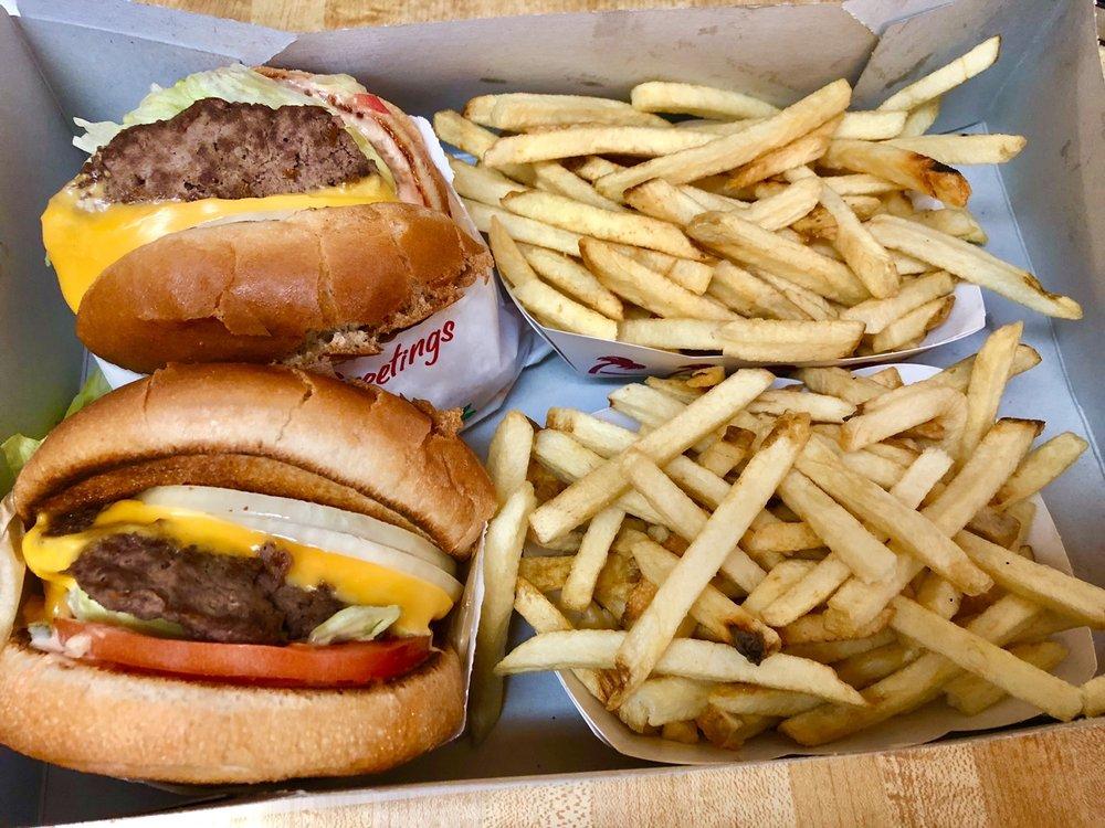 In-N-Out Burger: 15259 E Amar Rd, La Puente, CA