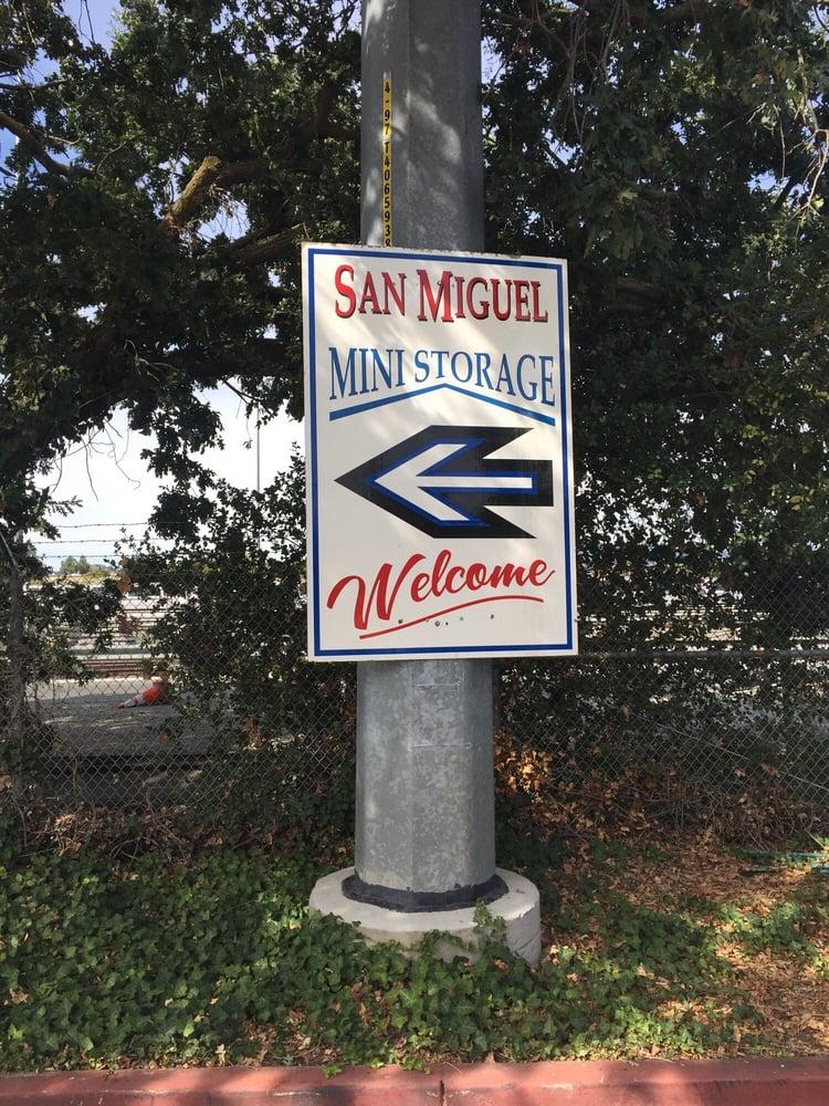 San Miguel Mini Storage Depositi E Box In Affitto 1021