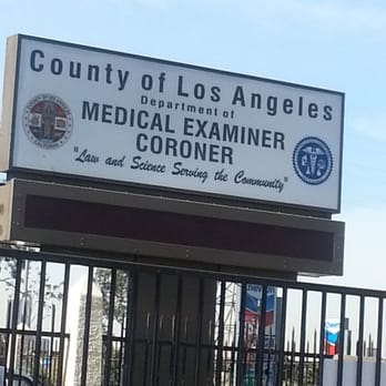 Los Angeles County Department of Coroner - 16 Photos - Police ...