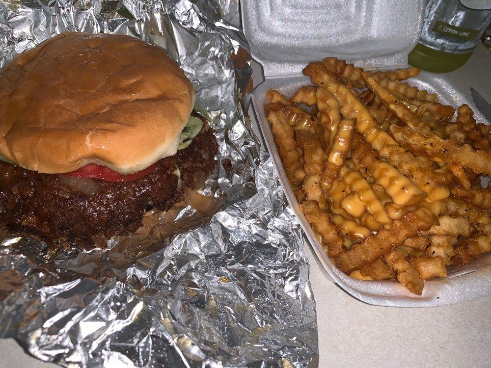 Just Jeff's Street Food: 510 E Green Meadows, Columbia, MO