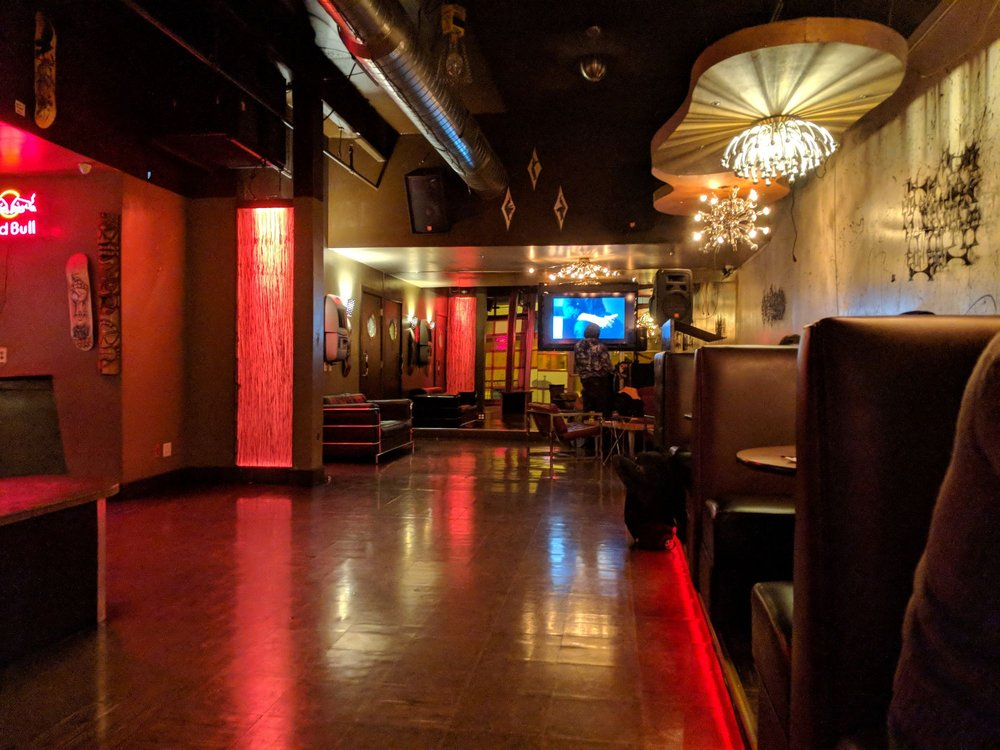 The Shag Lounge: 830 15th St, Denver, CO