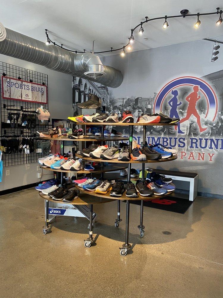 Columbus Running Company: 765 N High St, Columbus, OH