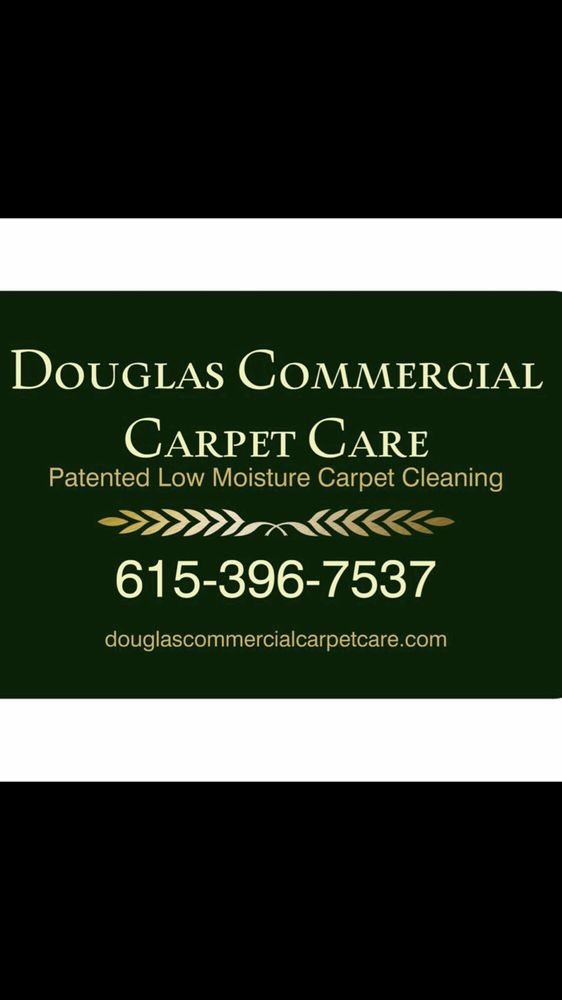 Douglas Commercial Carpet Care: 204 N Forrest Ave, Camden, TN