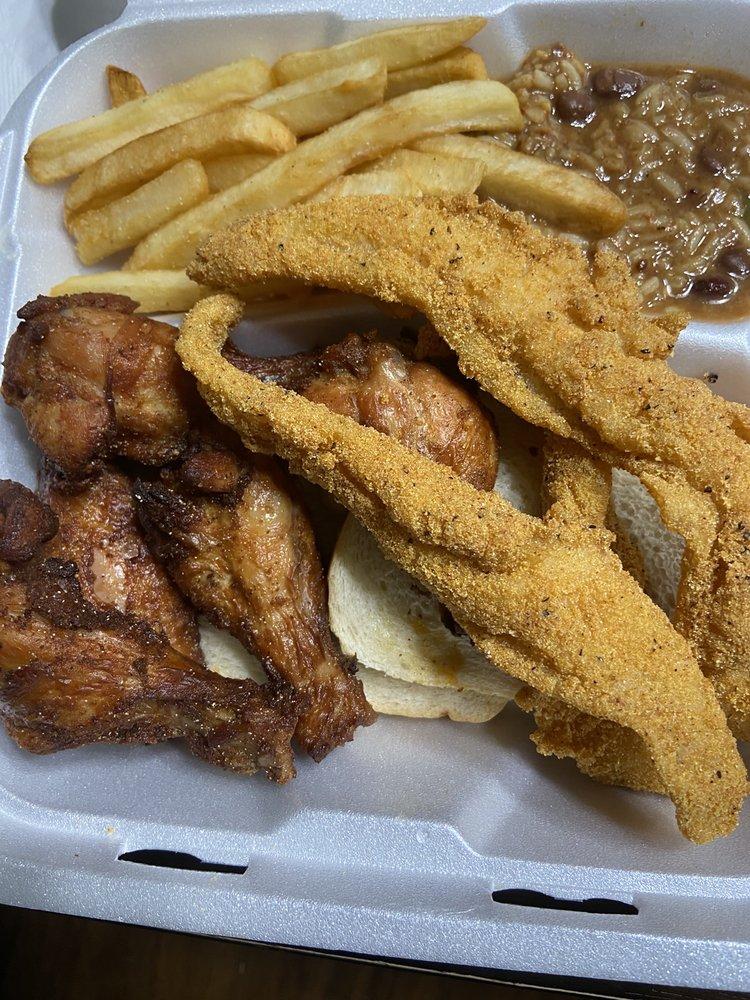 Lutfi's Fried fish North: 305A NE Englewood Rd, Kansas City, MO