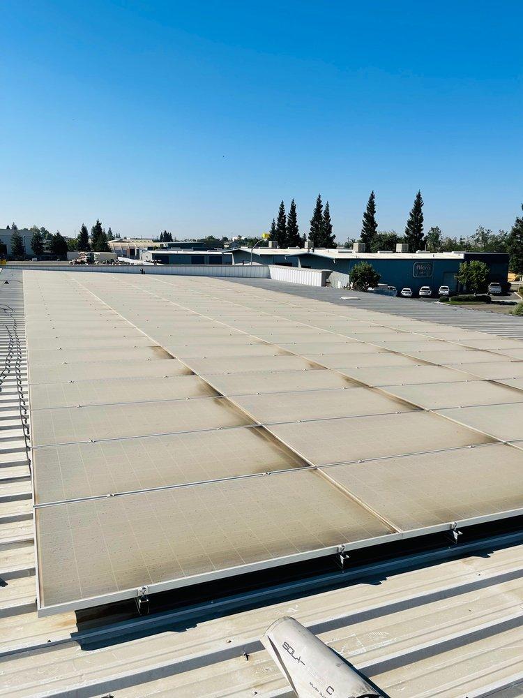 MacCor Solar Cleaning: Modesto, CA