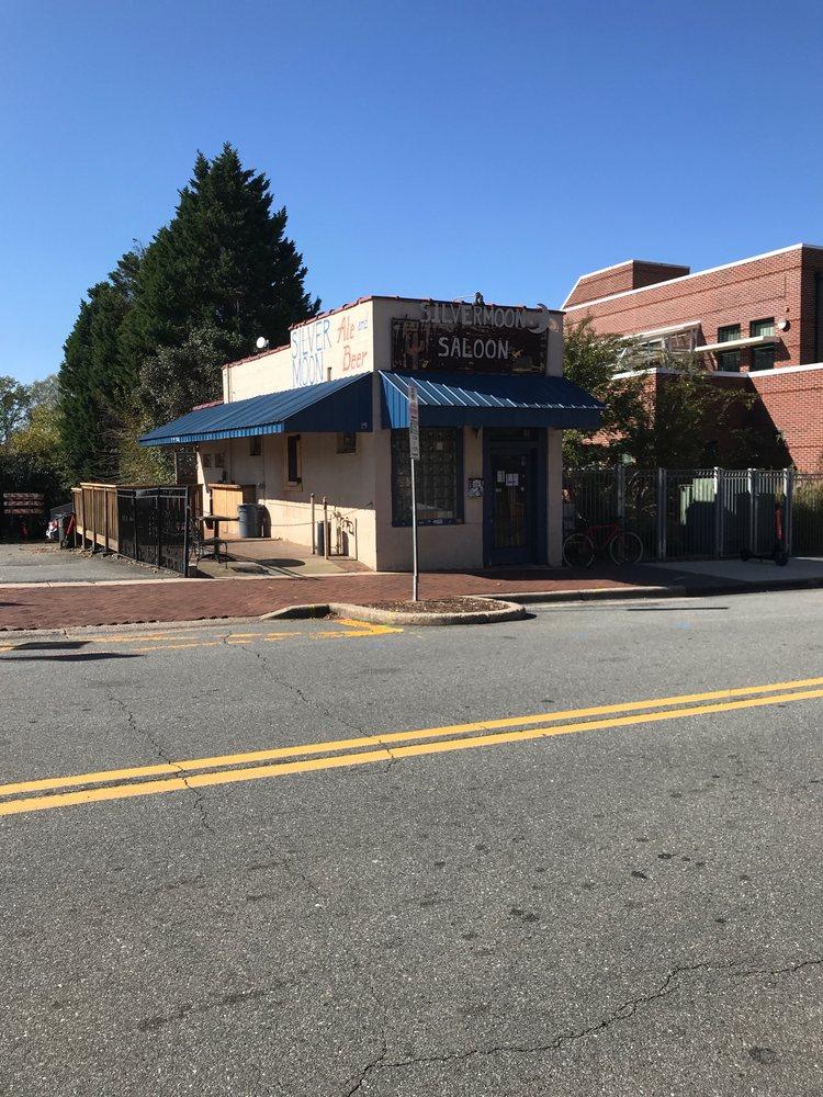 Silver Moon Saloon: 632 N Trade St, Winston Salem, NC