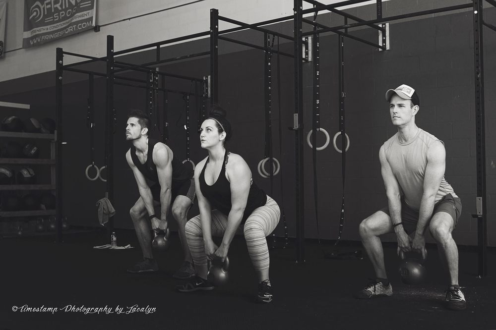 CrossFit ABF: 18538 US Highway 19, Clearwater, FL