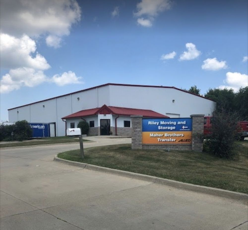 Maher Brothers Transfer & Storage: 6367 NE 14th St, Des Moines, IA