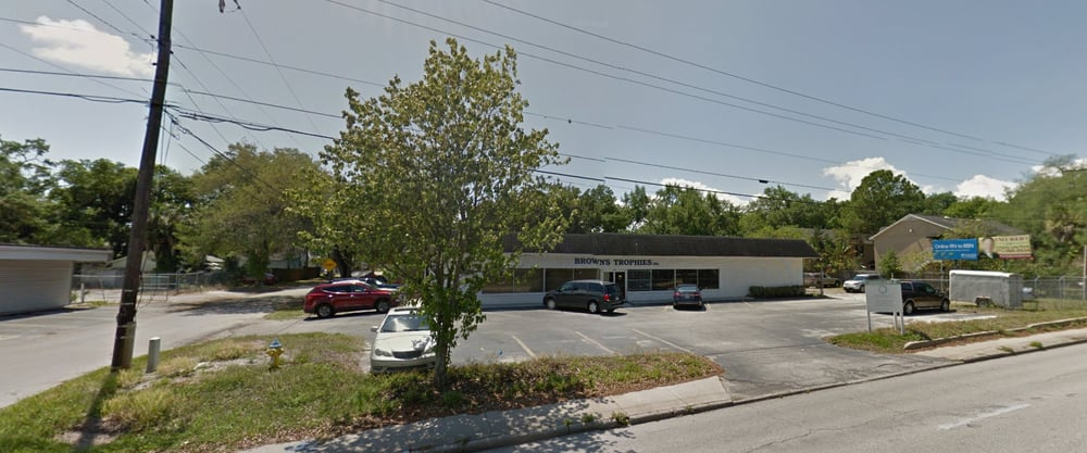 Brown's Trophies: 3202 W Gandy Blvd, Tampa, FL