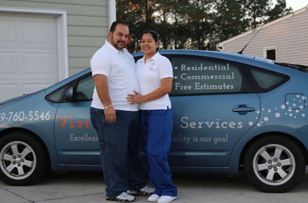 Vivi's Cleaning Services: 3604 Benson Rd, Garner, NC