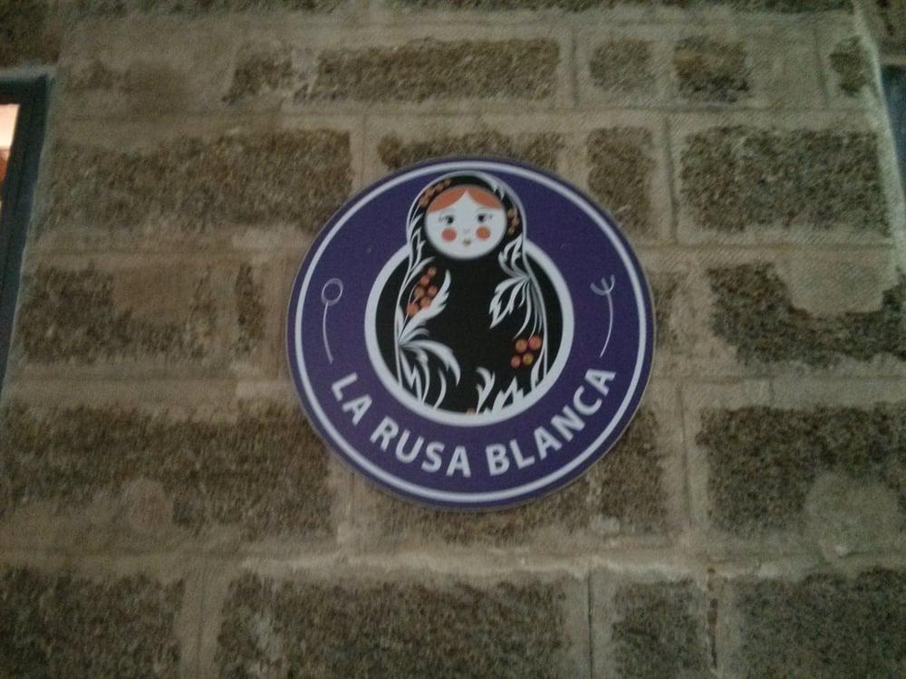 La Rusa Blanca: Calle Cánovas del Castillo, 23, Cádiz, CA