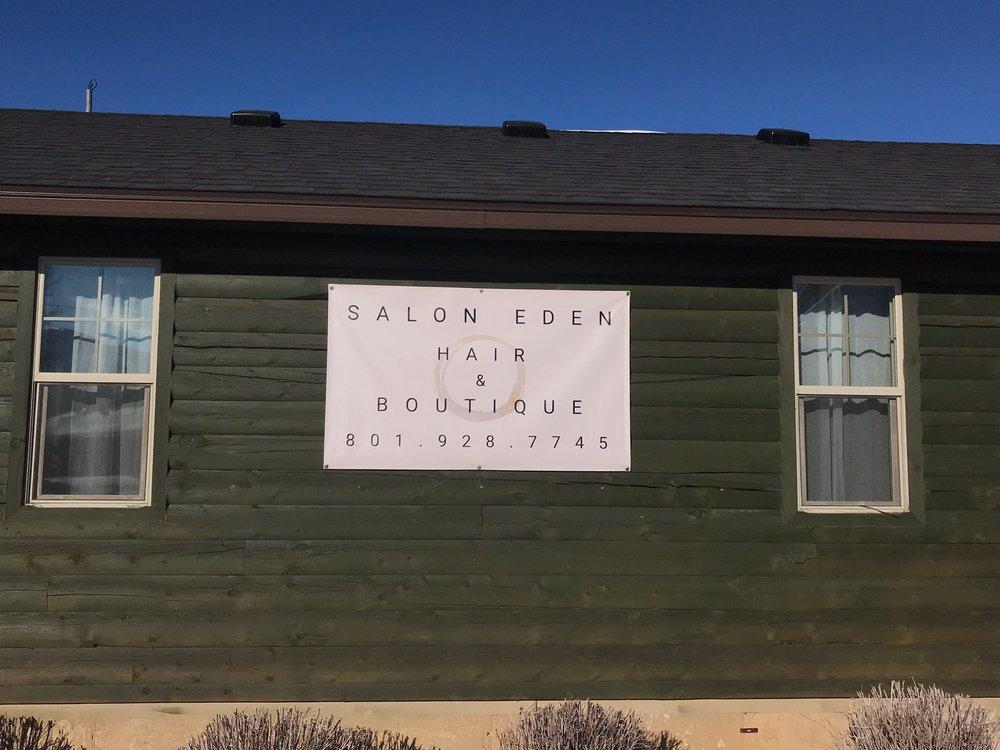 Salon Eden and Boutique: 2612 N Hwy 162, Eden, UT
