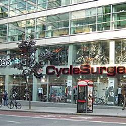 Cycle shop oxford street london