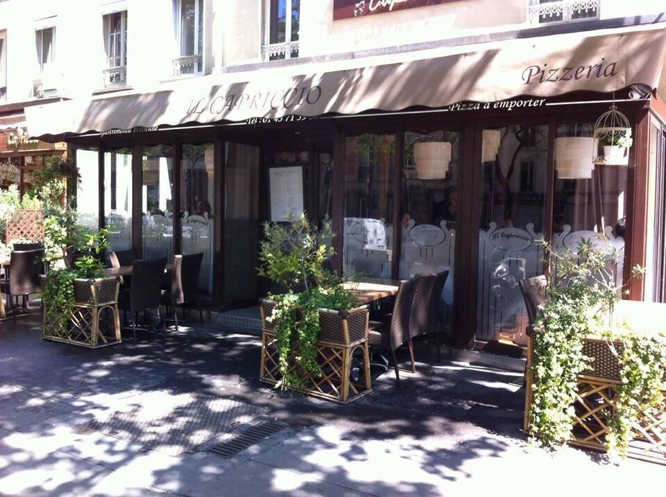 Restaurant Il Capriccio Paris