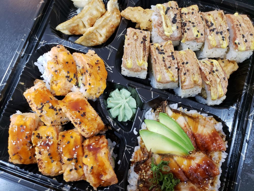 Sushi Blue Catering: 3411 184th st sw, Lynnwood, WA
