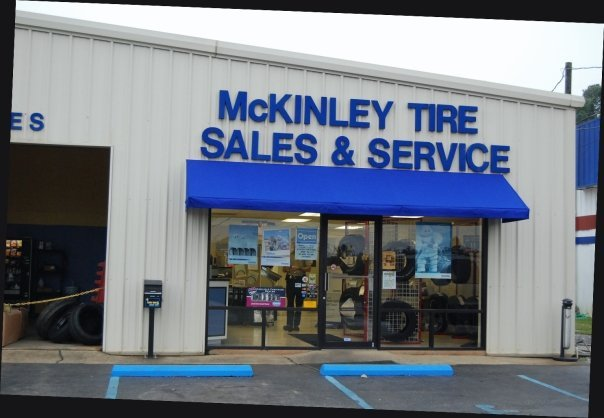 McKinley's Tire Sales and Service Inc: 470 Greenville Byp, Greenville, AL