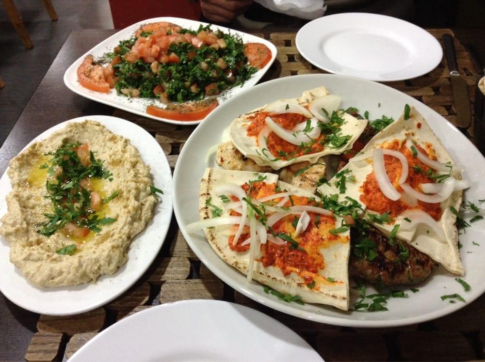 Snack Libanais Cucina Libanese M Rode Etterbeek