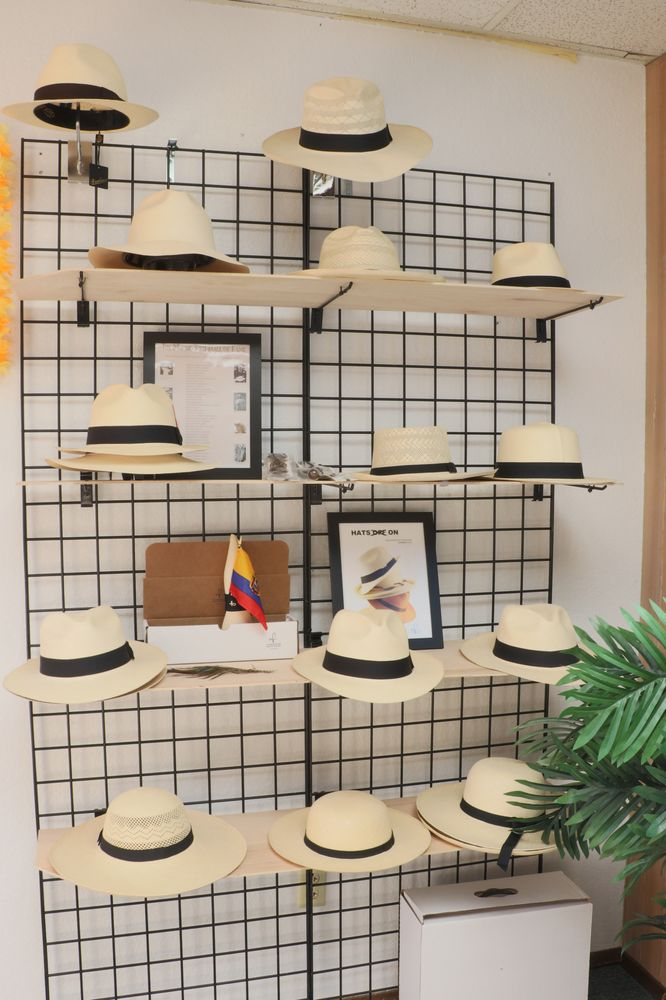 Ultrafino Panama Hats