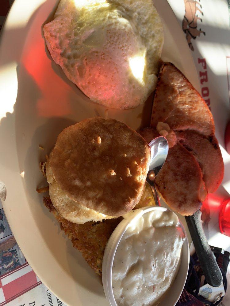 Frontier Diner: 10424 Interstate 30, Little Rock, AR