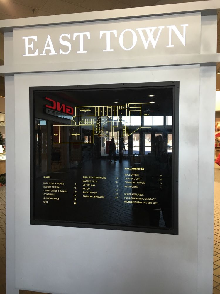 East Town Mall Gift Card Green Bay Wi Giftly