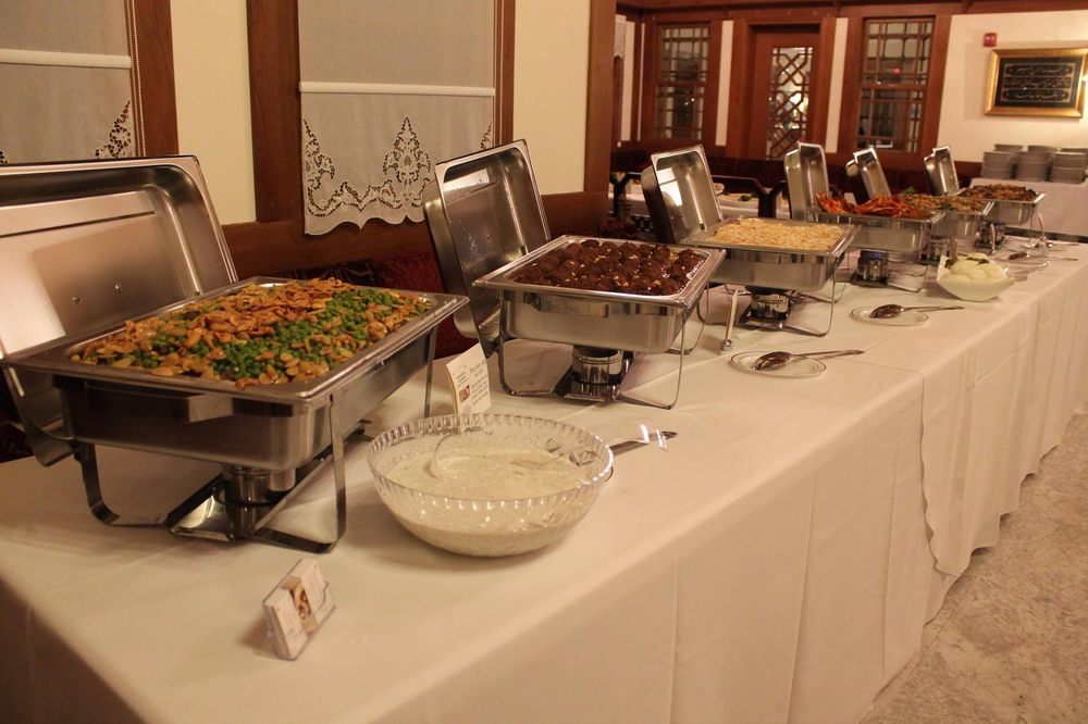 Damascene Catering: Arlington, VA
