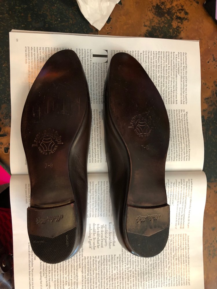 Christos Shoe Repair: 25 N Village Ave, Rockville Centre, NY