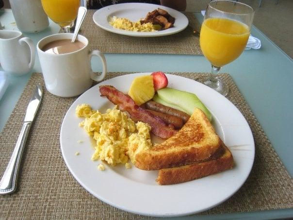 Breakfast Buffet at Treetops - Yelp
