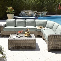 Photo Of Zing Patio Furniture   Naples, FL, United States. Patio Sectionals