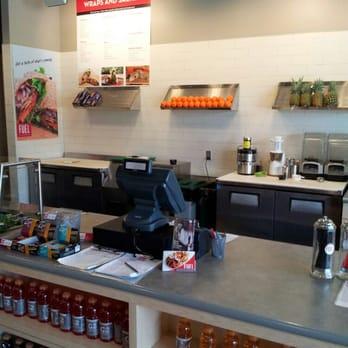 Fuel Kitchen And Health Bar Houston Tx