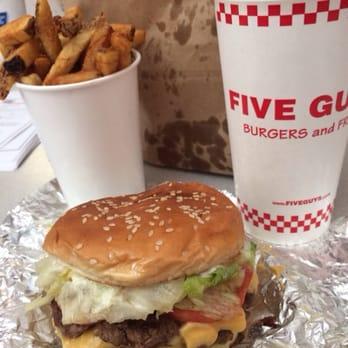 Five Guys 17 Photos 44 Reviews Burgers 4183 Lindell Blvd