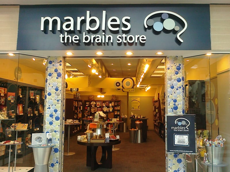 Marbles The Brain Store Toy Stores 100 Menlo Park