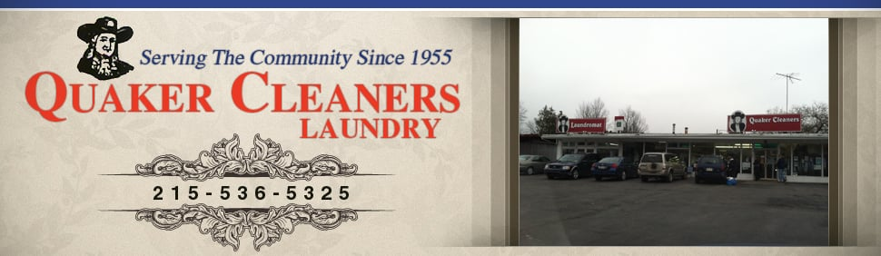 Quaker Cleaners Laundry: 69 S 14th St, Quakertown, PA