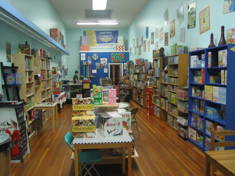 board game store san francisco