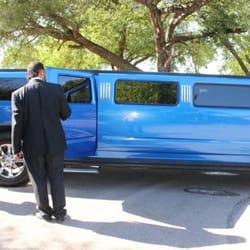 Concert Limousine Service Limos San Antonio Tx