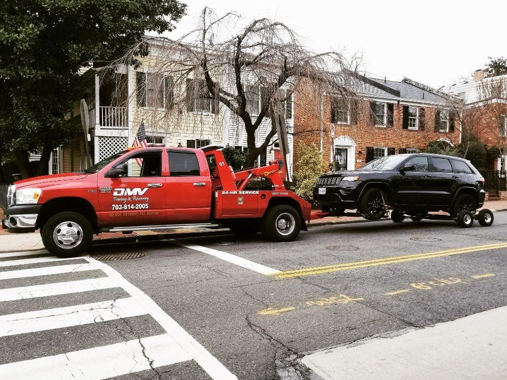 DMV Towing & Recovery: Woodbridge, VA