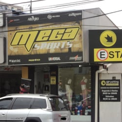 f083d14c5 Mega Sports - Artigos Esportivos - Avenida Prefeito Erasto Gaertner ...