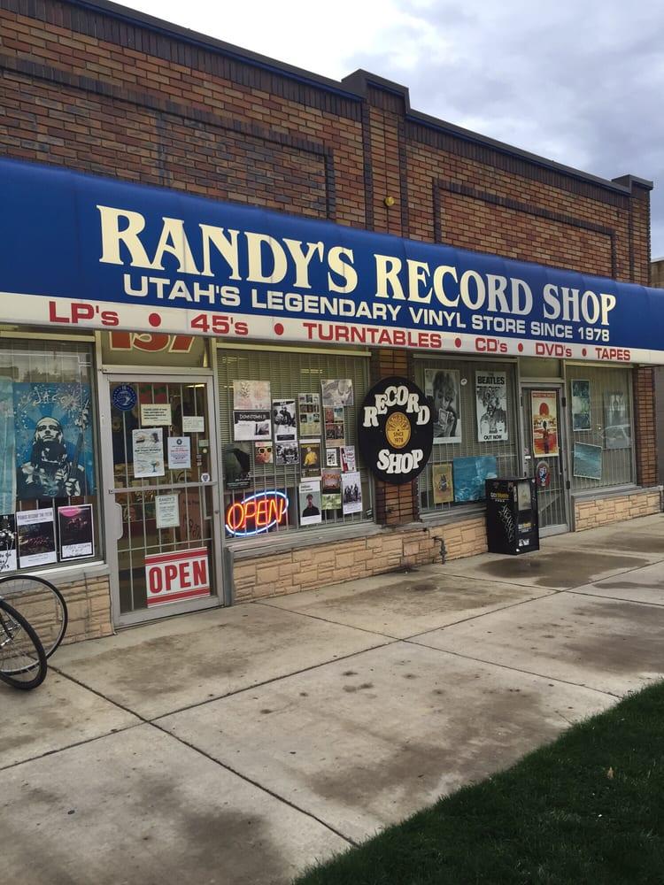 Randy's Record Shop   Utah's Vinyl Specialist