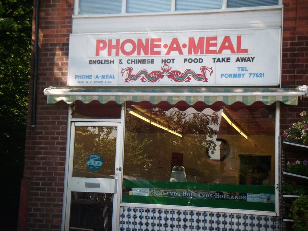 Phone-a-Meal