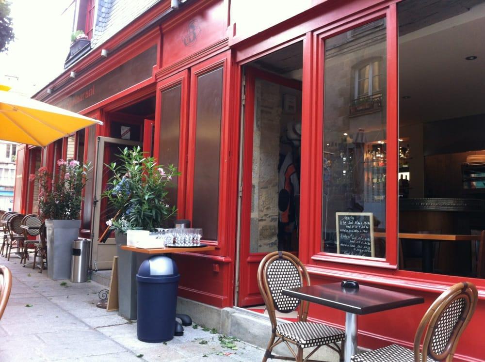 Caf babylone 17 reviews restaurants 12 rue dames for Restaurant o 23 rennes
