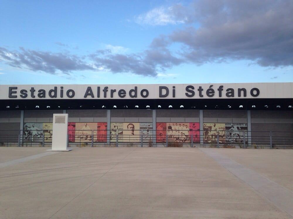 Estadio Alfredo di Estefano