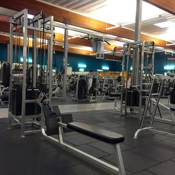 Gyms Near Redwood City Ca