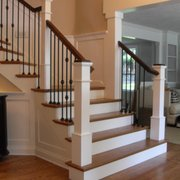 High Quality Cherry Railing U0026 Photo Of Portland Stair Company   Portland, OR, United  States.